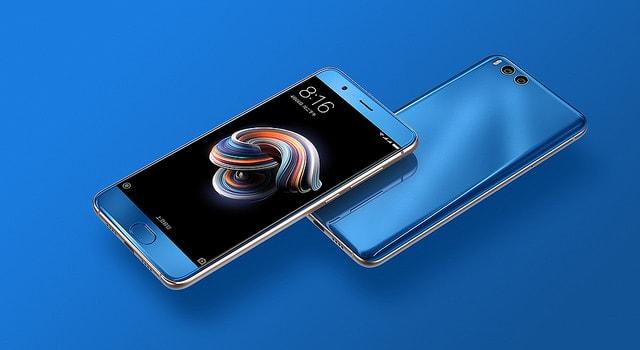 Xiaomi mobiltelefon