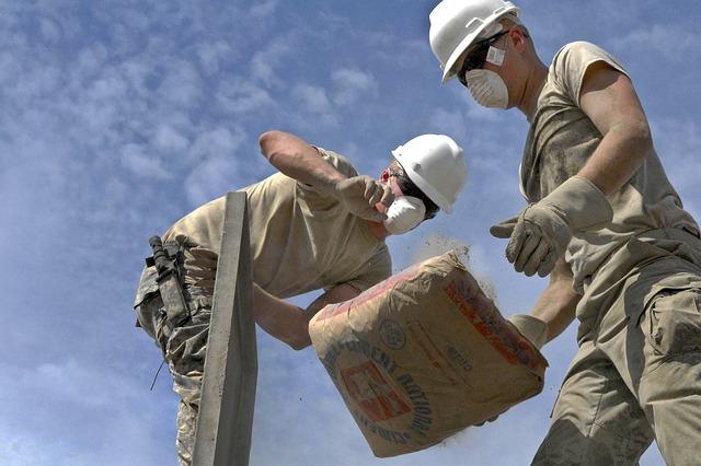 A betonpadló bírja a strapát